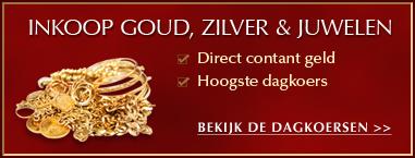 Inkoop goud, zilver & juwelen in Rotterdam